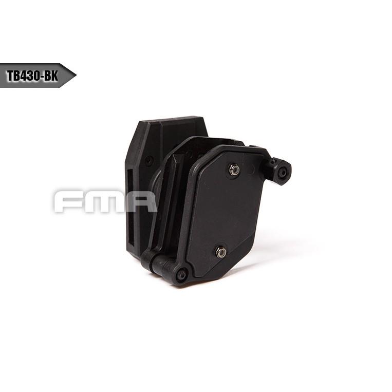 FMA IPSC 硬式 彈匣套 腰掛 比賽 3GUN GLOCK M92 HI-CAPA 彈夾套 快抽 竞技腰套