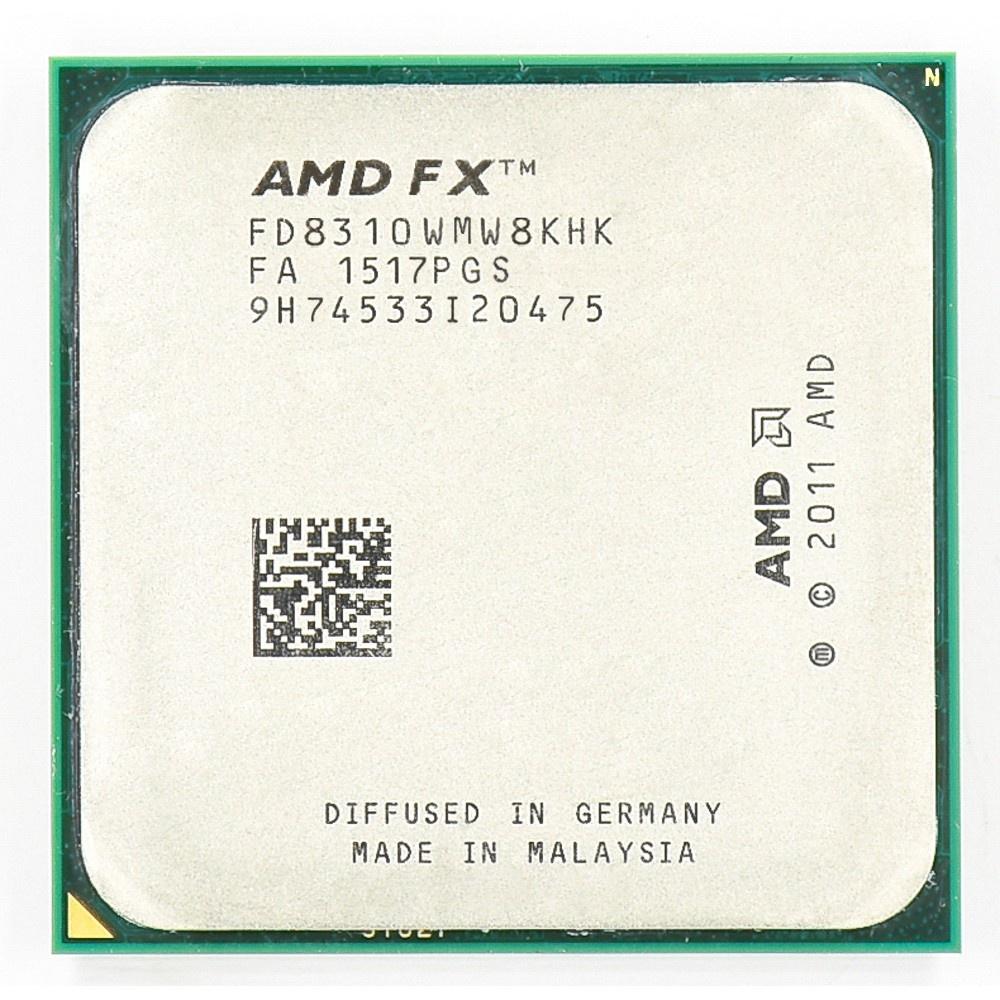 Amd FX 8100 FX 8120 FX 8150 FX 8300 FX 8310 FX 8320 FX 8350