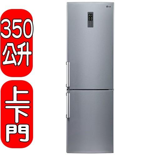 《可議價》LG樂金【GW-BF388SV】350公升上冷藏下冷凍直驅變頻冰箱