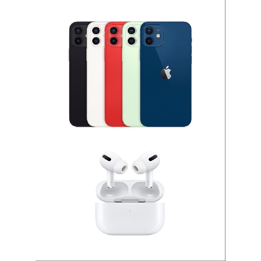 【0卡分期】蘋果手機Apple iPhone12  128G+Air pods Pro 台灣原廠公司貨 全新商品