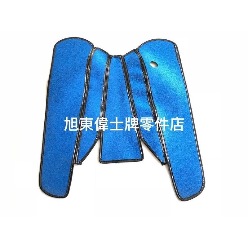 旭東偉士牌店....VESPA 偉士牌 老車 P150X. PS150. PX150E. PX125.NBL 藍色地毯