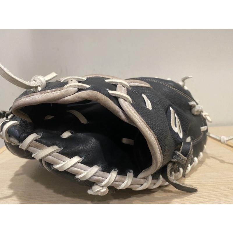 "Wilson A2000 Super Skin M1 33.5"" 二手美規捕手手套 美國進口棒球手套 棒球捕手手套"