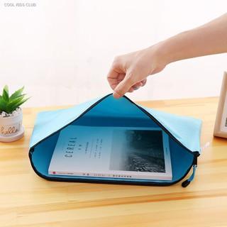 加大號A3文件袋帆布拉鏈手提包大容量8K畫袋美術袋繪畫作品收納袋