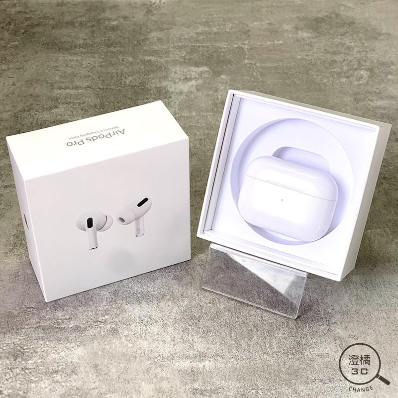 『澄橘』Apple Airpods PRO 原廠 無線耳機 藍芽耳機 A2083 A2084 二手《國外版》A48814