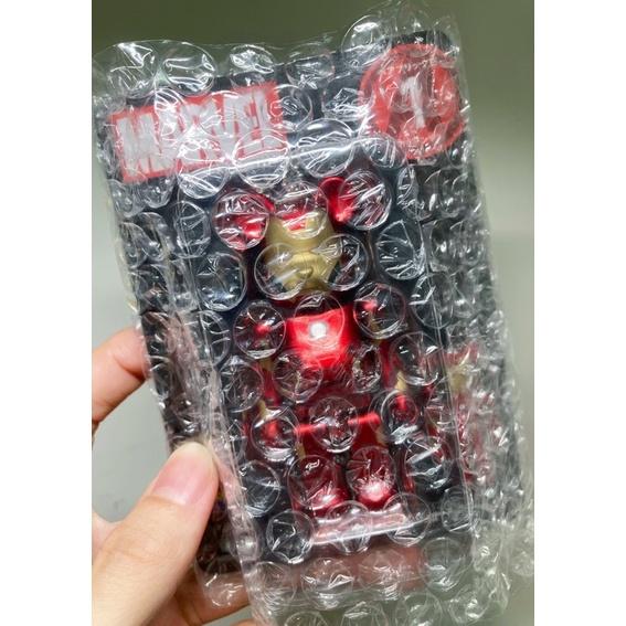 Be@rbrick Marvel漫威一番賞 100%全新現貨❗️鋼鐵人、蜘蛛人、美國隊長、猛毒 重要角色都🈶️‼️