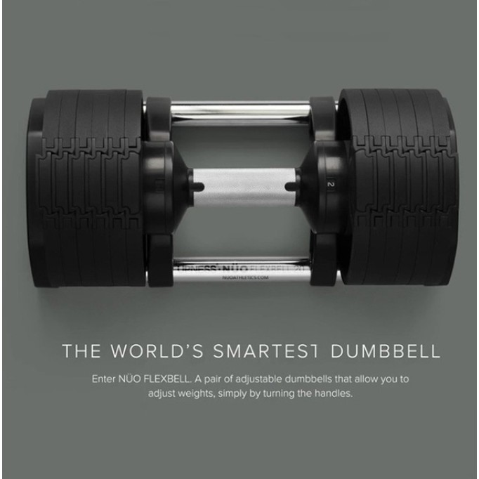 頂級可調式啞鈴 2KG~36KG 快速切換重量  智慧啞鈴 居家健身 重訓必備 一組啞鈴練全身