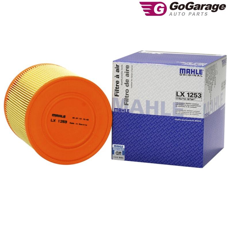 德國MAHLE 適用 Audi A6 C6 04~12 2.0T 空氣濾網 空氣濾芯 汽車空氣濾網 空氣芯 靜電式濾網