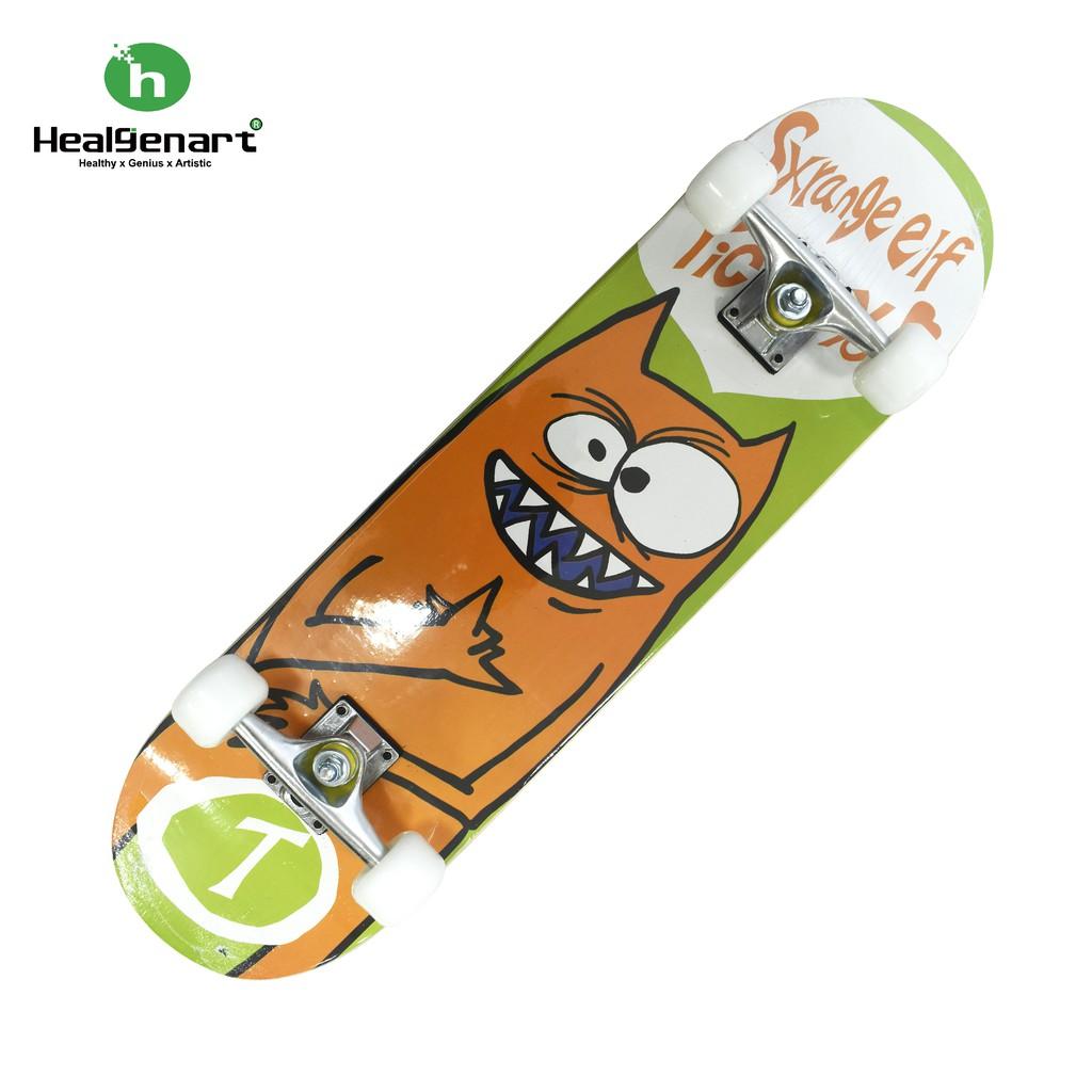 【Treewalker露遊】高級楓木滑板 蛇板 滑板車 交通板 原價1299 促銷 899