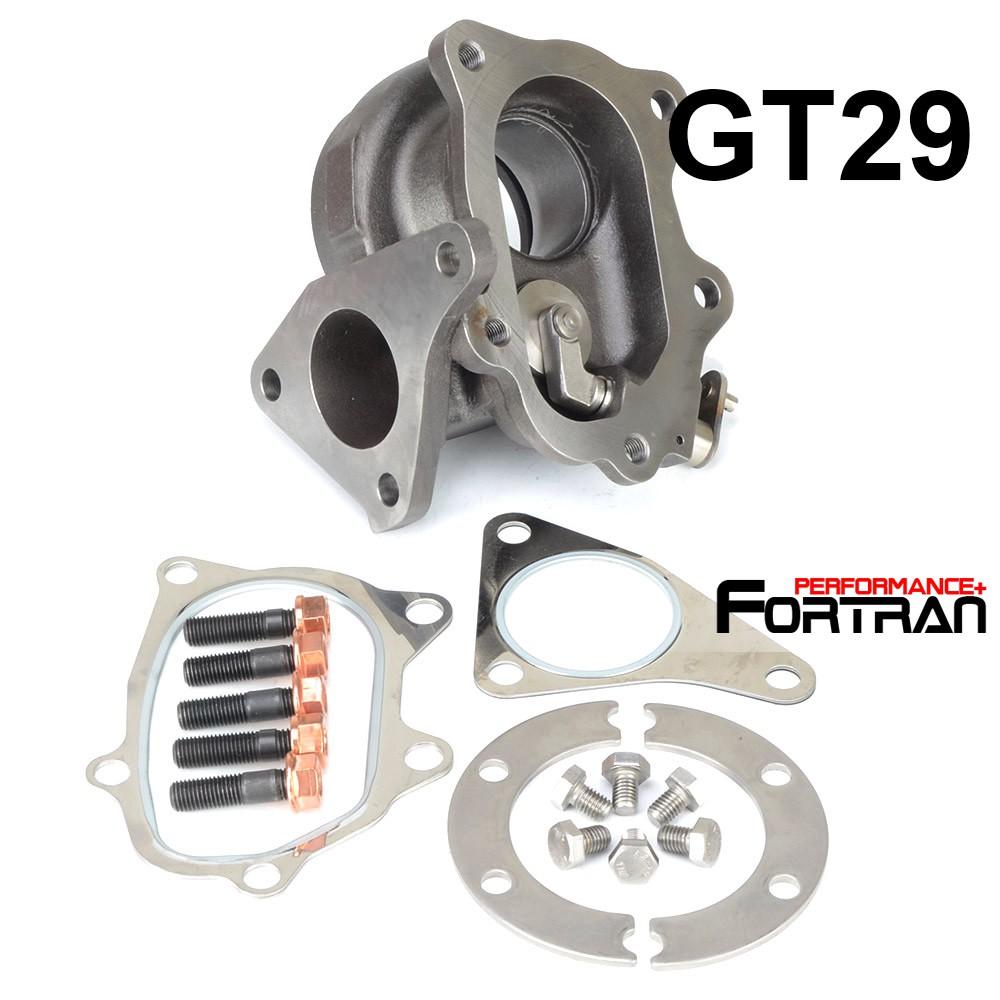 渦輪排龜/鐵殼 Fit Subaru Impreza STI WRX GC8 Garrett GTX2971R 2835