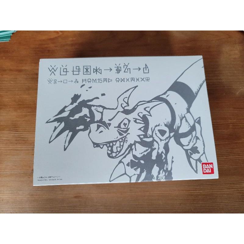 萬代 Bandai 正版 數碼暴龍卡 數碼寶貝卡 15週年 d-ark