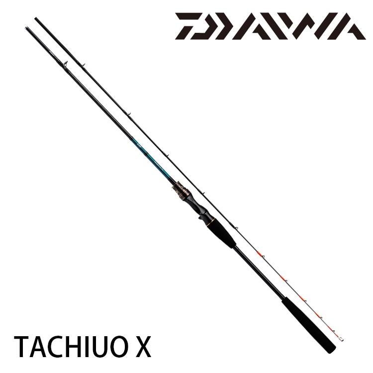 DAIWA TACHIUO X [漁拓釣具] [天亞竿]