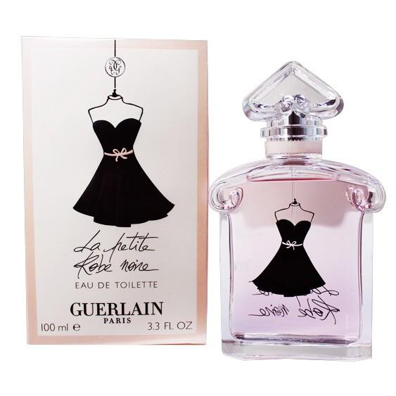 **人人美*Guerlain嬌蘭小黑裙淡香水100ML環保包裝/50ml