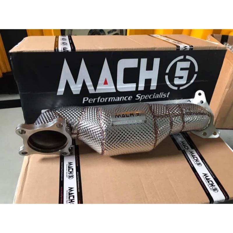 整備區 MACH5 當派 downpipe CRV5 CRV-5 專用 200目金屬觸媒