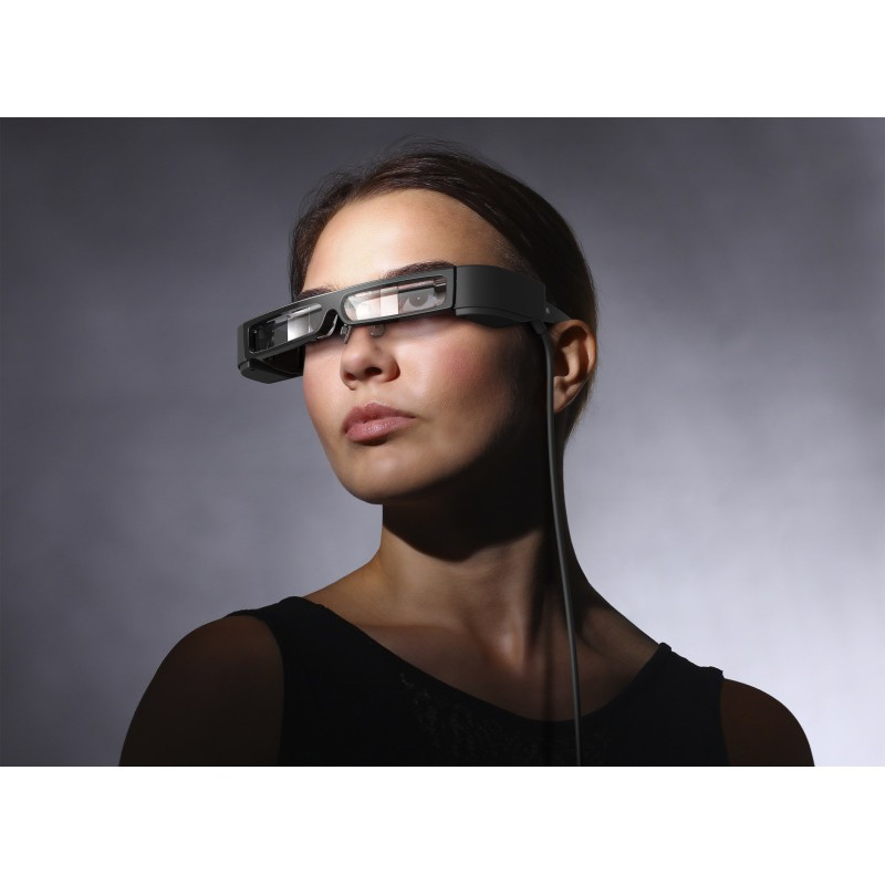 Epson MOVERIO BT-30C 次視代智慧眼鏡