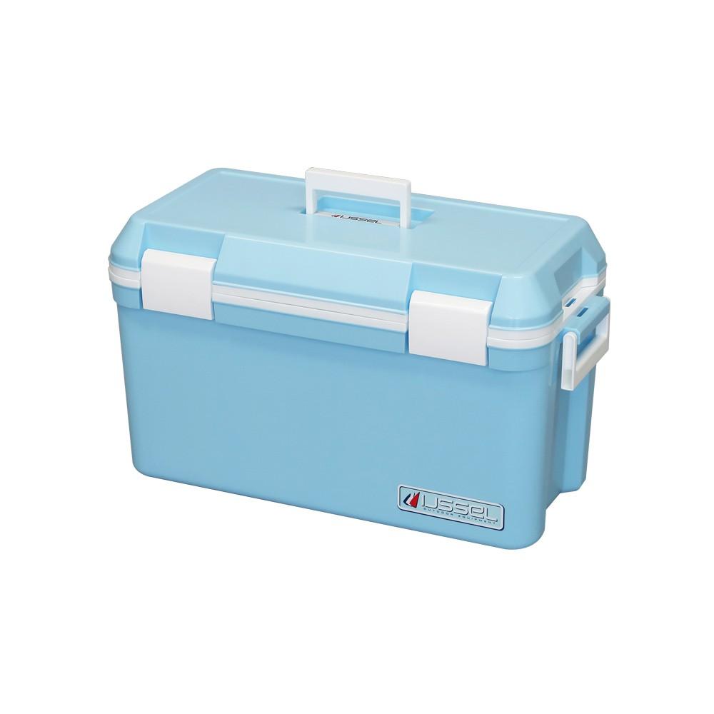 【日本JEJ】日本製手提肩揹兩用保冷冰桶(附背帶)-35L (釣魚/露營/戶外休閒)