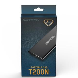 {麻吉熊3C}HIKVISION 海康 T200N USB3.1 TypeC 256GB外接SSD霧黑金屬 彰化縣