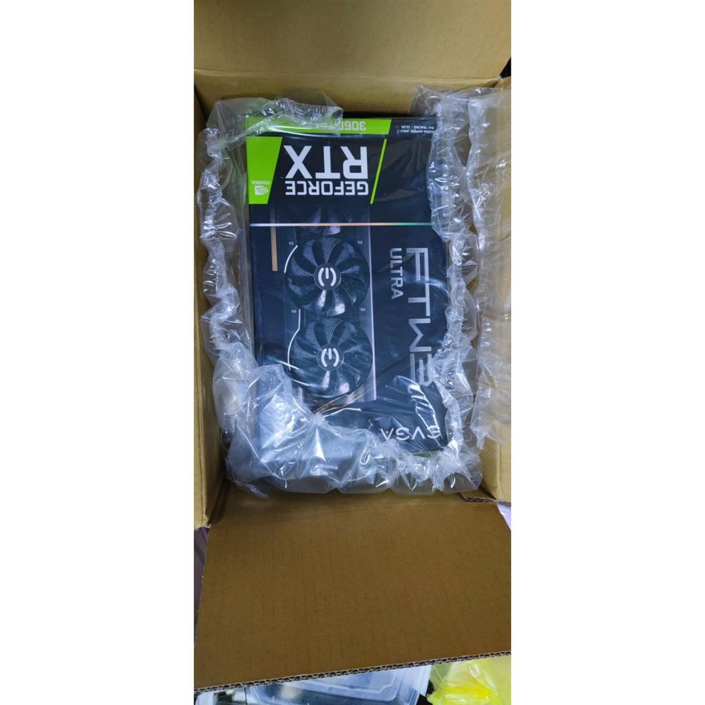全新 EVGA GeForce RTX 3060 Ti FTW3 ULTRA GAMING