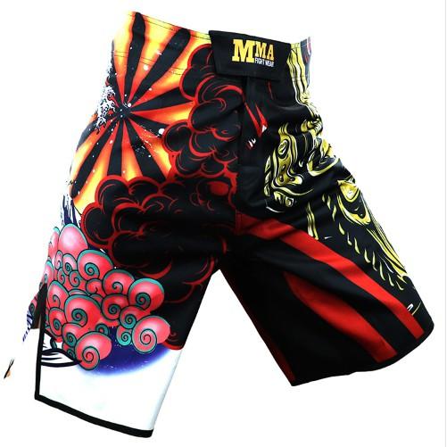 《硬派運動》ARFIGHTKING 綜合格鬥褲 將軍