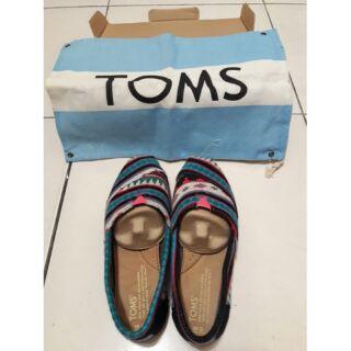 TOMS 懶人鞋 休閒鞋 民族風女鞋 新北市