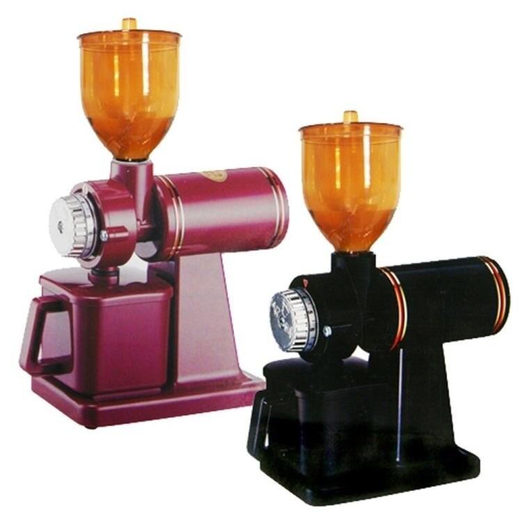 2021搶先款 現貨110v 咖啡磨豆機 簡單易用 防跳豆 咖啡研磨器 電動 研磨機 磨粉器 粉碎機 磨粉機 新年狂歡