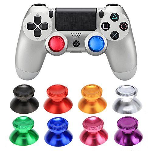 PS4 4 Xbox One X1 控制器 搖桿帽 類比套 類比帽 手把 保護套 搖桿保護套 金屬 類比搖桿專用 香菇頭