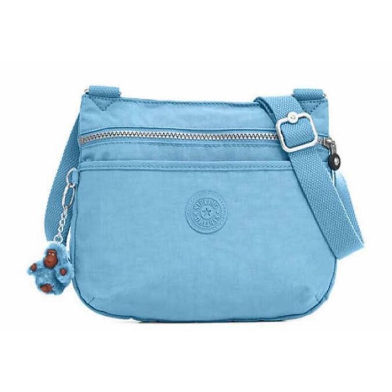 314895b86d 全新正品Kipling Sally Crossbody Bag 側背包 斜背包Black 經典黑