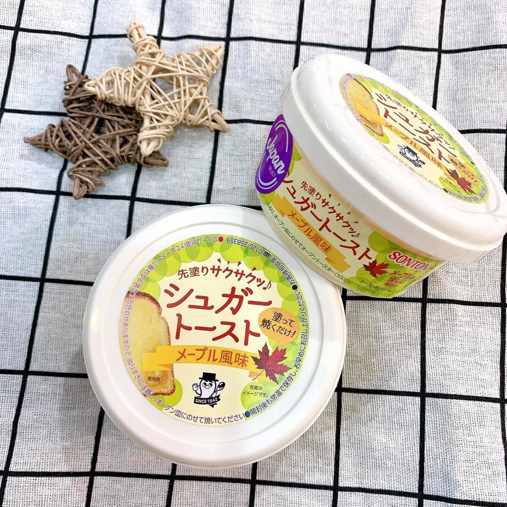 【胖歐霸】Sonton楓糖風味吐司抹醬110g