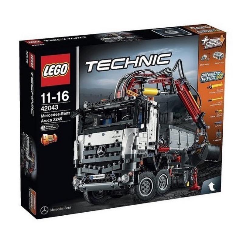 LEGO 42043 賓士貨卡