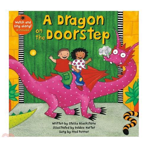 A Dragon on the Doorstep (1平裝+1影音CD)【三民網路書店】[7折]
