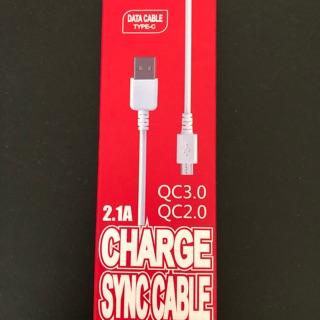 現貨 HANG 快速充電傳輸線 白色充電短線 2.1A USB TYPE C Z3B傳輸充電線 100cm 彰化縣