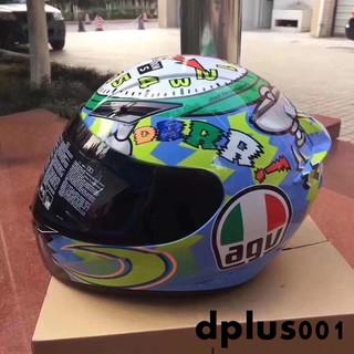 全新 海外 AGV K-3 K3 WAKE UP 時鐘 羅西 VR46 Rossi全罩 安全帽 (義大利) 特價品