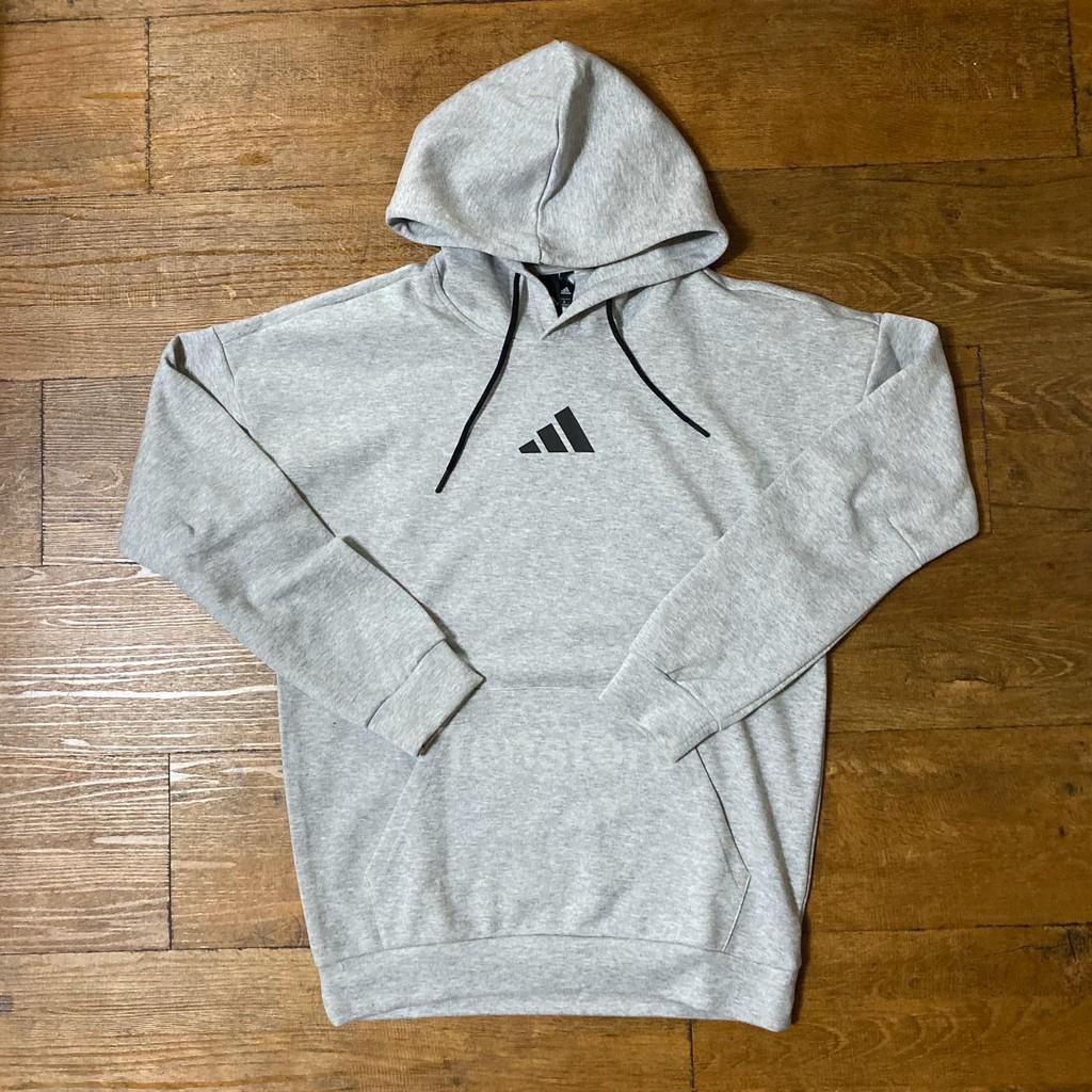 《ten》Adidas Urb Tiger OH 老虎 東京奧運 刺繡 背後Logo 帽T 男款 FL7750 灰