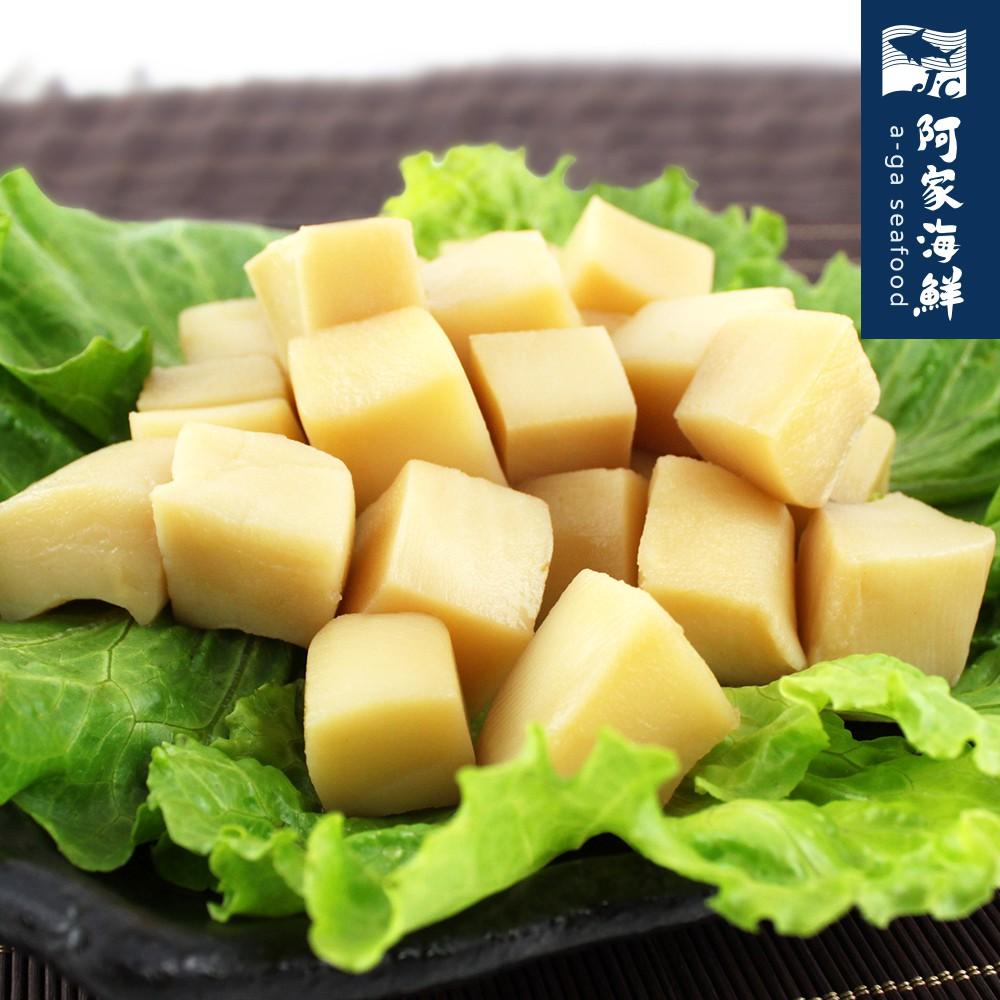 味付鮑魚角(600g±10%/包) 【阿家海鮮】