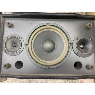 8吋低音2.5吋高音單體喇喇零件因喇叭箱狀況不佳拆賣 臺中市