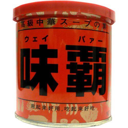 日本境內版 味霸 廣記商行 神戶中華街調理霸王 日本 250g 500g 調味料 高湯 豚骨高湯