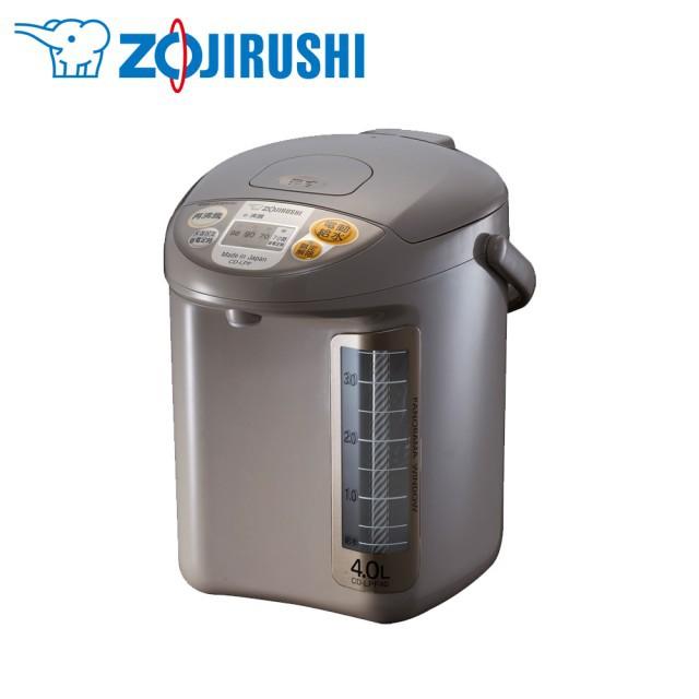 ▶宅配免運費◀【ZOJIRUSHI 象印】*4公升*寬廣視窗微電腦電動熱水瓶(CD-LPF40)