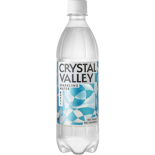 Crystal Valley 礦沛氣泡水(585MLX4)[大買家]