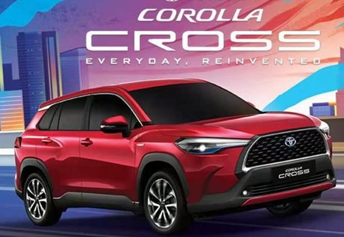 (KXD車品)COROLLA CROSS 前下巴 空力套件 後擾流板 前脣 前護角 後護角 後下巴