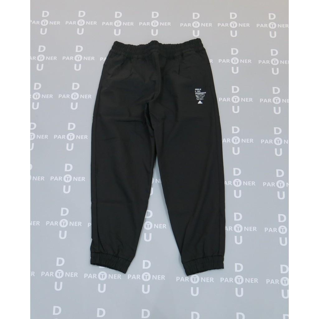 【Dou Partner】Adidas STY WV NEW PT 長褲 黑色 女款 運動 GF0117