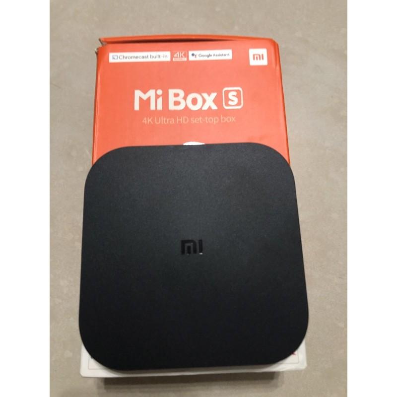 小米盒子 s   mi box s   電視盒