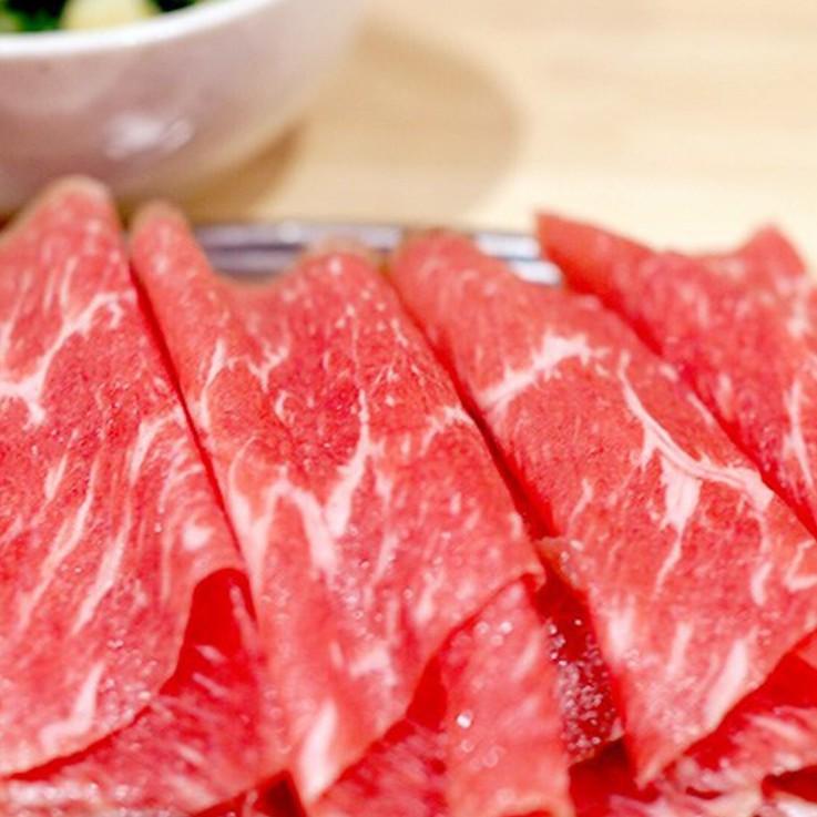 1855安格斯沙朗心火鍋肉片-火鍋/燒烤最佳選擇 |「買肉找我*歡迎批發」草飼/肩胛/翼板/雪花/里肌/板腱