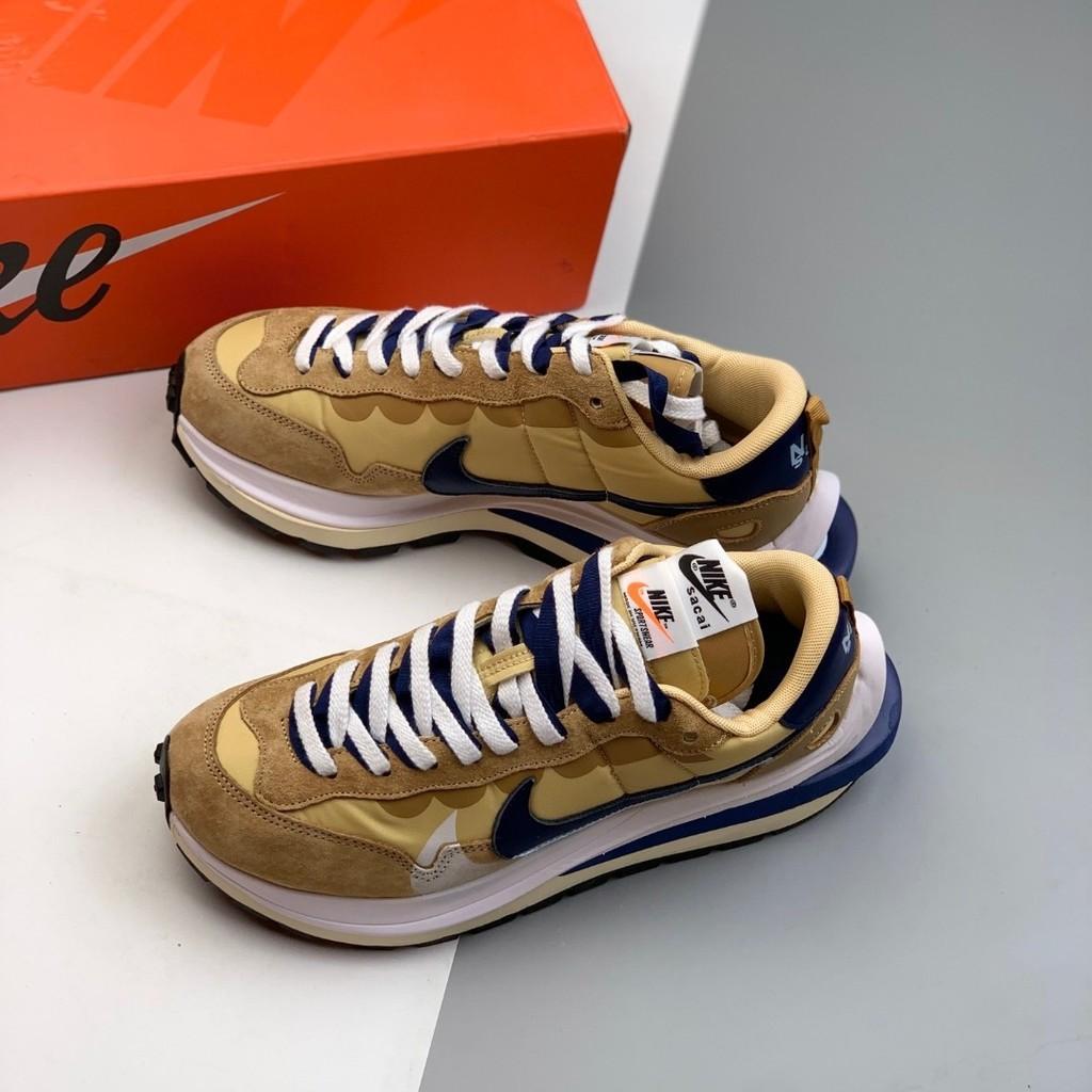 Brand Sacai x Nike VaporWaffle 芝麻 卡其 解構聯名 DD1875-200 現貨