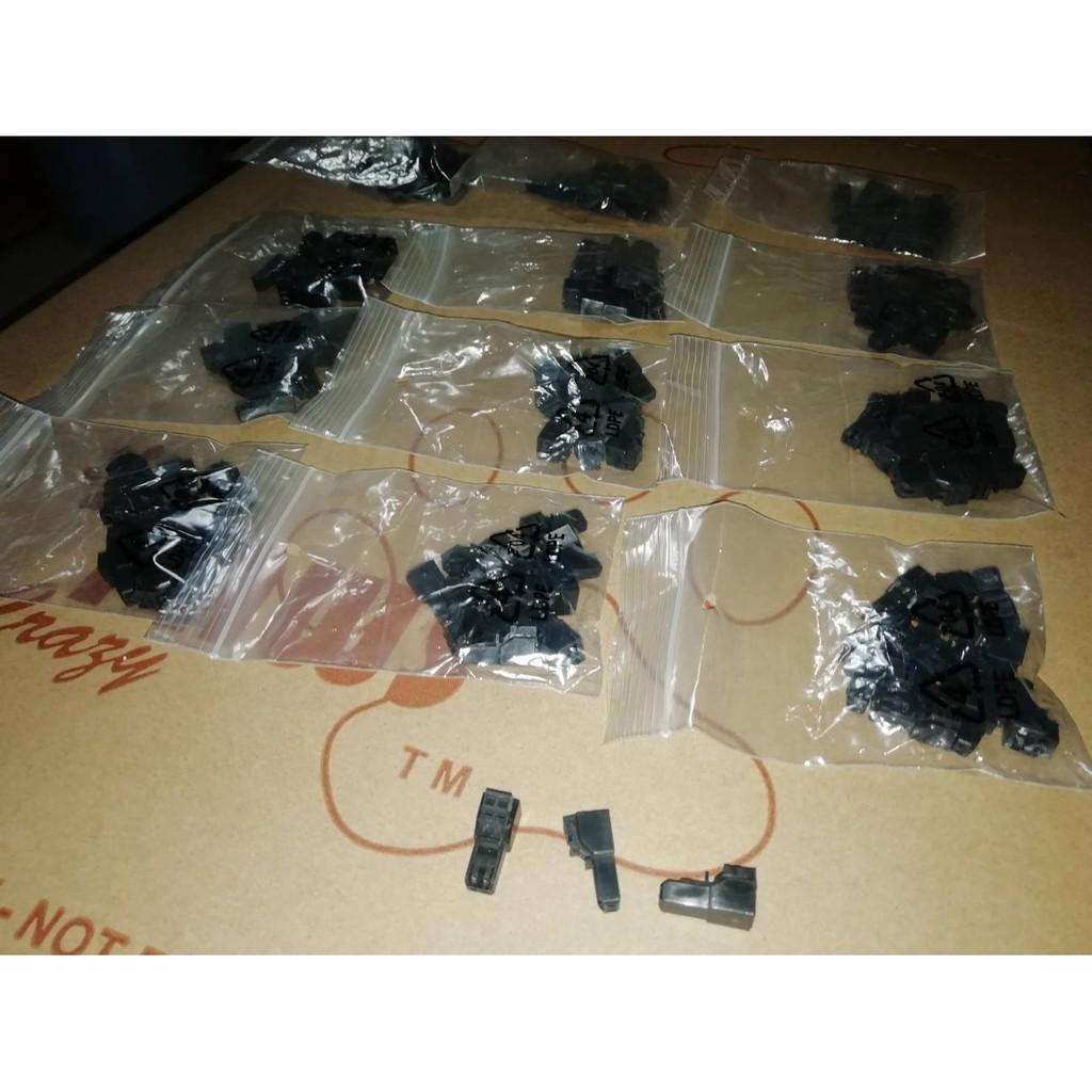 東訊黑豆子(1包12顆)東訊總機配件包SD-616a/DX-616A/SD616/DX616總機接頭2213DE接頭端子
