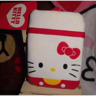 日版﹝Sanrio﹞限定※Hello Kitty凱蒂貓※【潛水夫布造型】吊掛式相機包 臺南市
