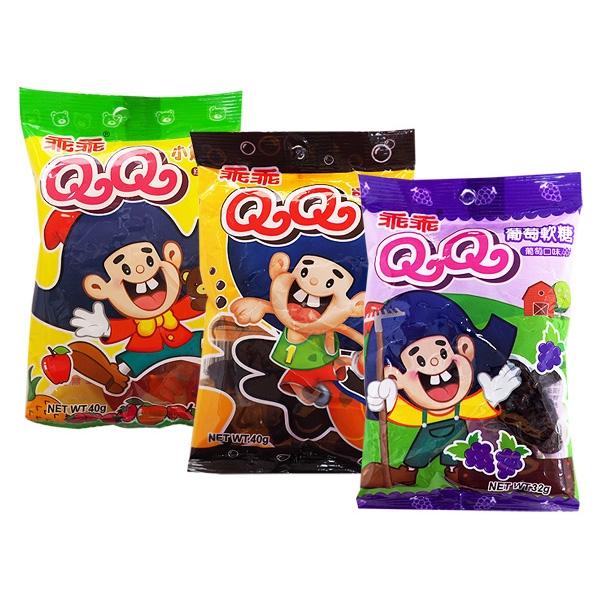 乖乖 QQ軟糖(1包入)【小三美日】D140474