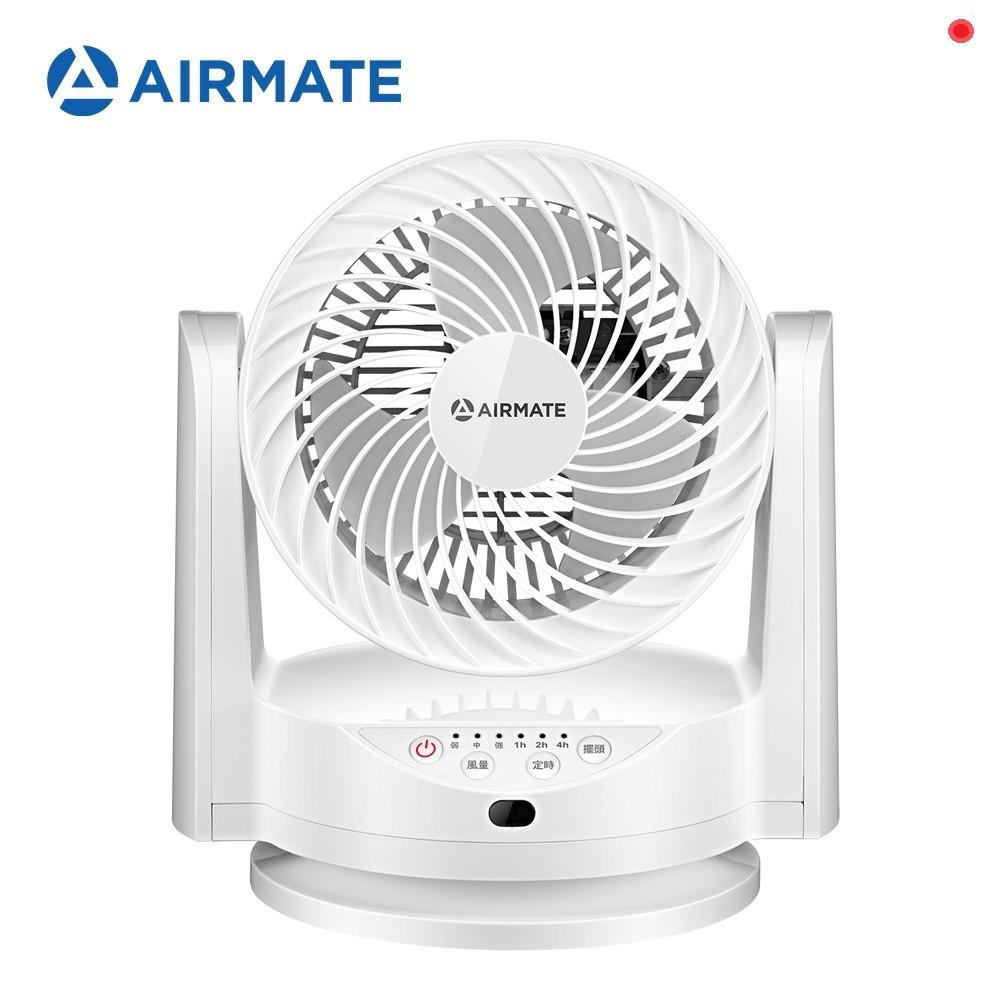 AIRMATE艾美特 6吋空氣遙控循環扇FB1566R(團)
