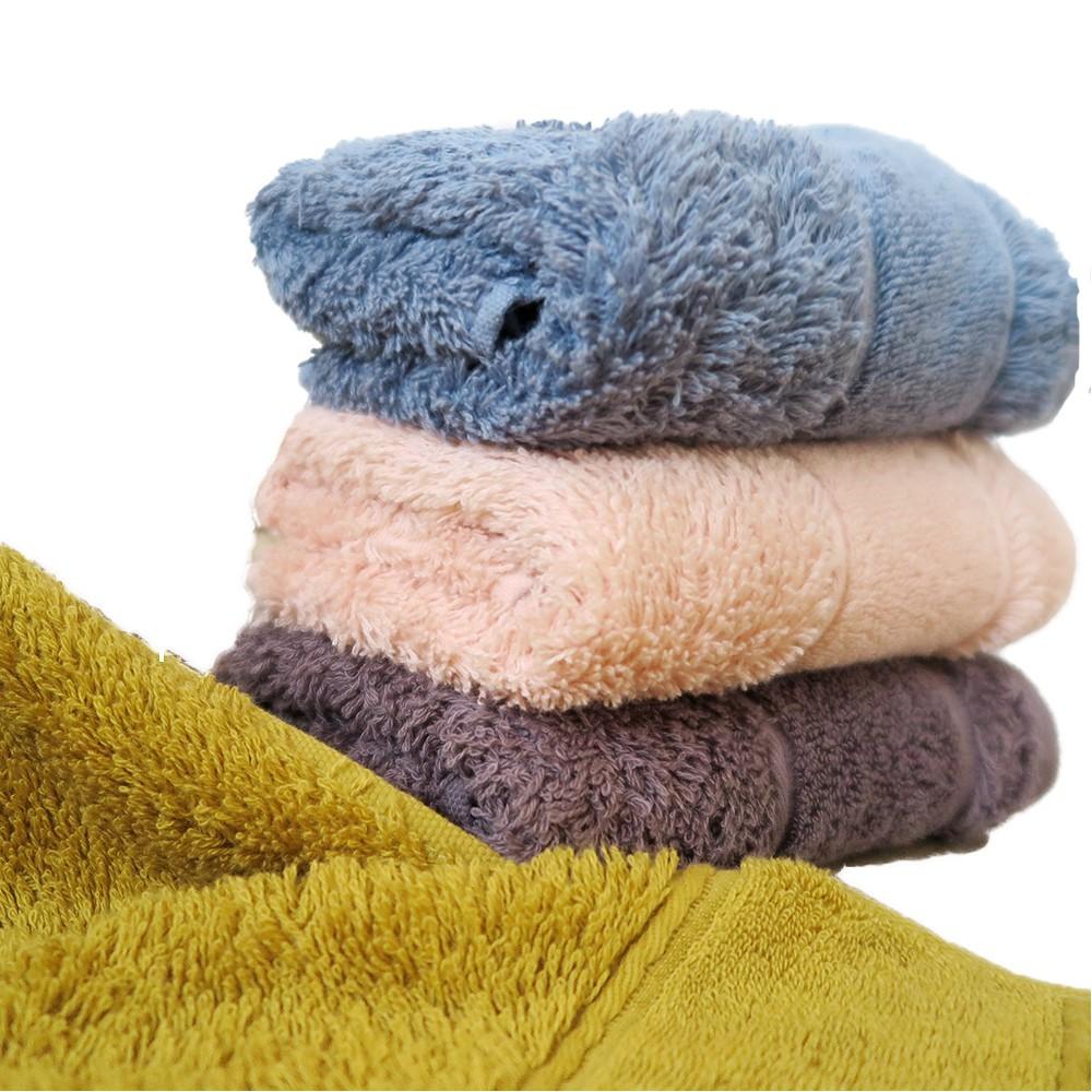 【HKIL-巾專家】簡約歐風蓬鬆加厚款純棉毛巾