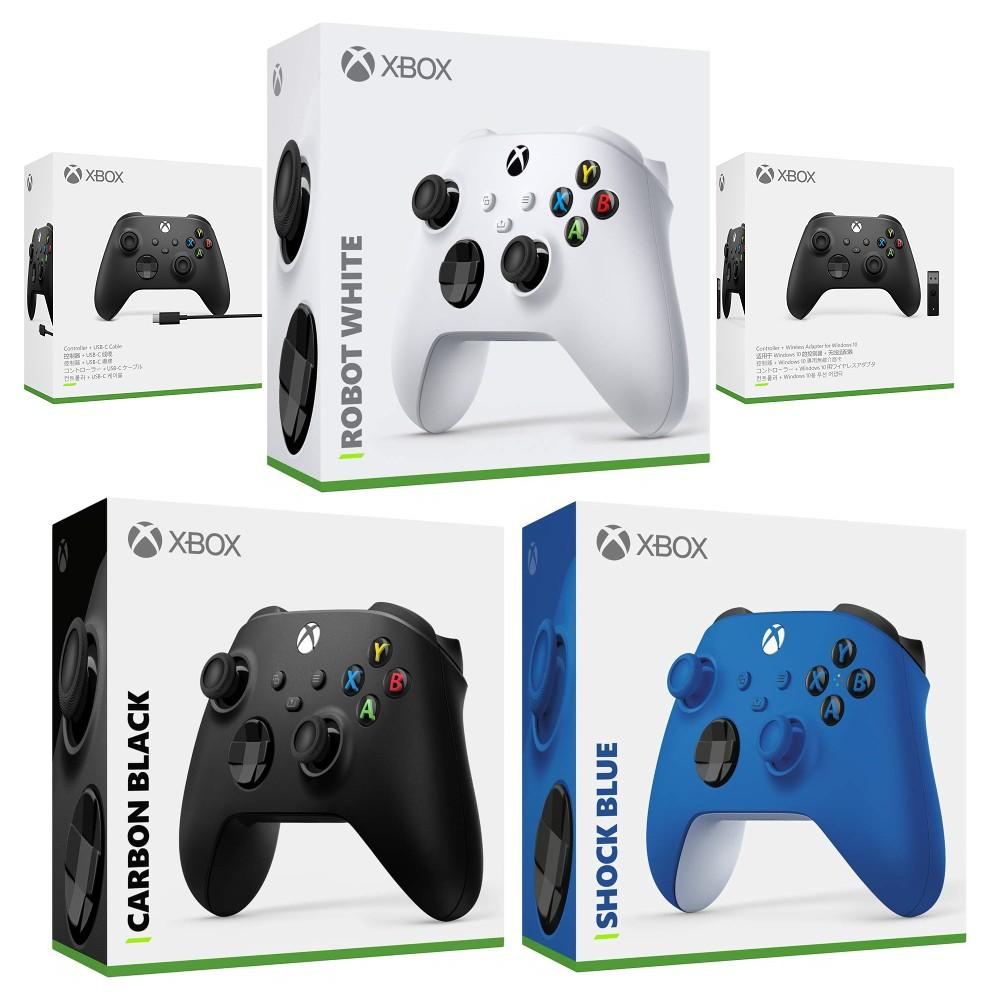 [現貨免運速出]XBOX ONE/XBOX SERIES S X 原廠無線控制器XBOX手把 藍牙3.5MM 附USB線