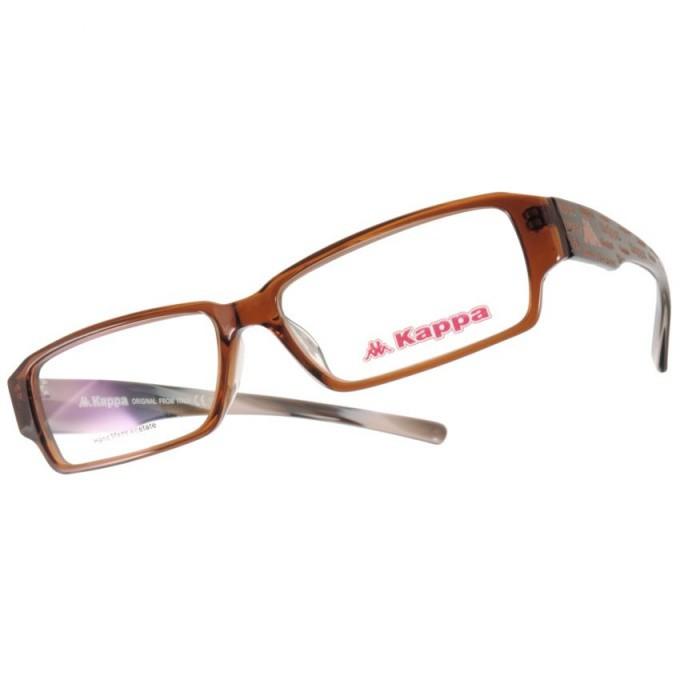 KAPPA 光學眼鏡 KP1001 BW 運動時尚款-金橘眼鏡