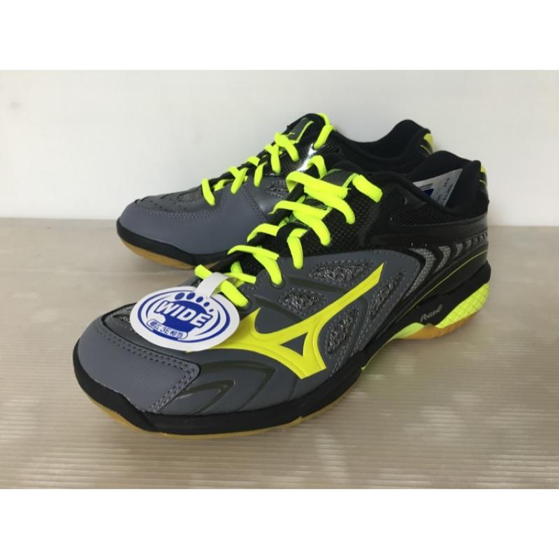 美津濃羽球鞋 Mizuno 羽球鞋 WAVE FANG SS2 羽毛球鞋